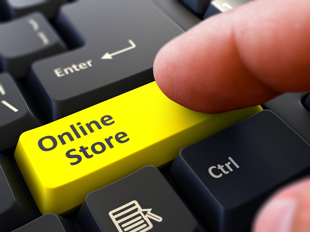 e-store sales growth